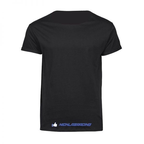 Nicklasracing t-shirt med logo