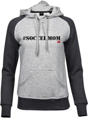 soccermom hættetrøje