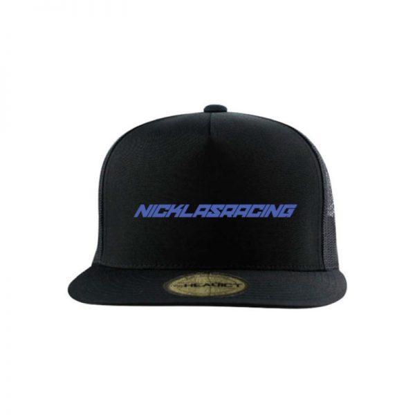 nicklasracing cap med logo